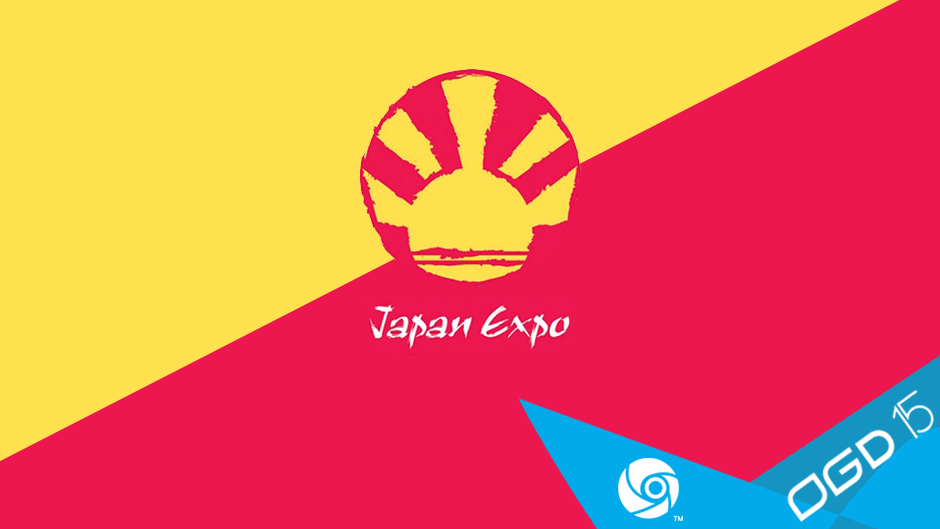 [OGD15] OG-ZONE à la Japan Expo 2015